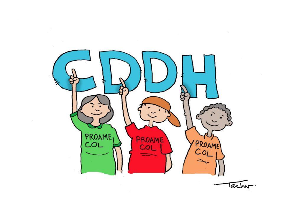 CDDH-Tacho