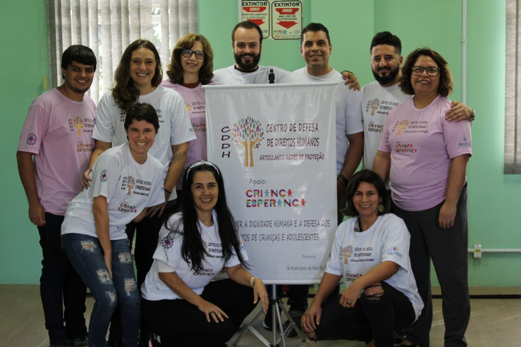 Equipe do CDDH