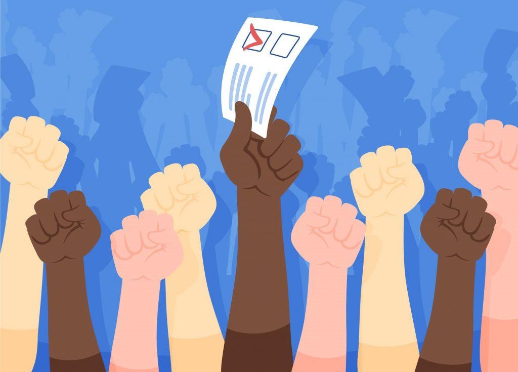 Eleições: vote em candidatos/as comprometidos com os direitos humanos