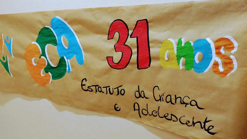 ECA: 31 anos de luta pela garantia dos direitos de crianças e adolescentes no Brasil